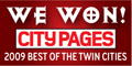 City Pages Best of the Twin Cities 2009