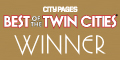 City Pages Best of the Twin Cities 2013
